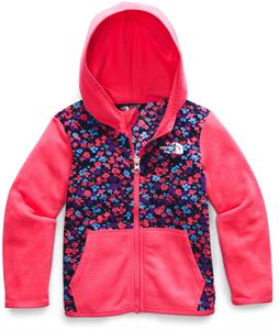 The North Face Toddler Glacier Full Zip Hoodie Fleece