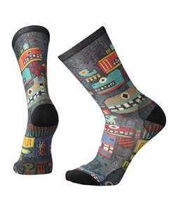 Smartwool Totem Monster Print Crew Socks