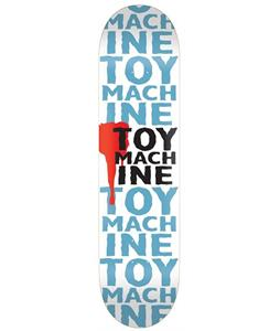 Toy Machine Blood Spot Skateboard Deck
