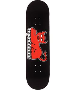 Toy Machine Devil Cat Skateboard Deck