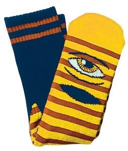 Toy Machine Sect Eye Stripe Socks