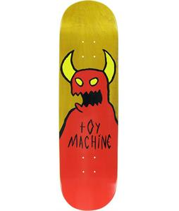 Toy Machine Sketchy Monster Skateboard Deck