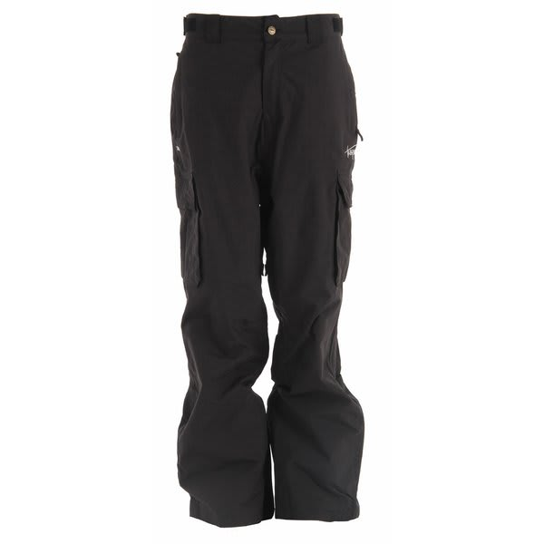 Trespass Acknowledgement Snow Pants Black U.S.A. & Canada