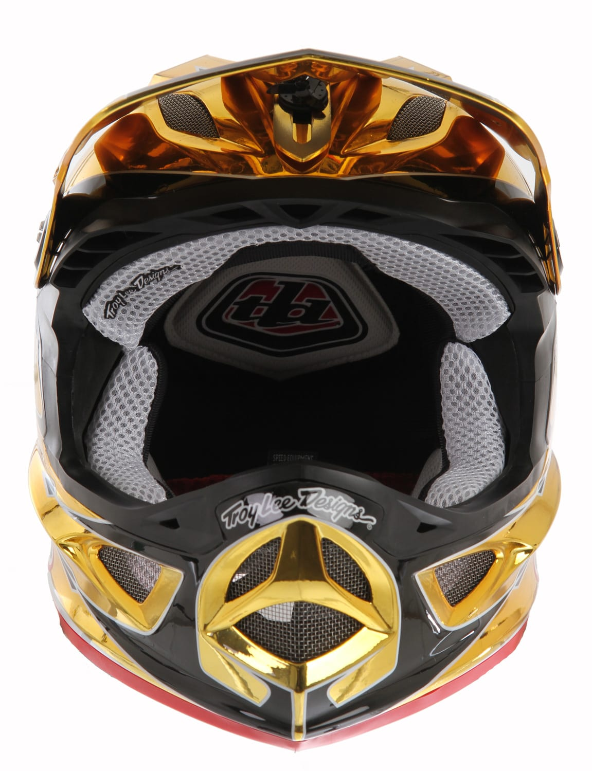 Ski Helmet Sale >> Troy Lee Designs D3 Comp Bike Helmet