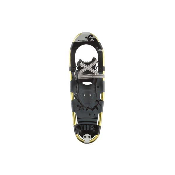 """Tubbs Xplore Snowshoes Gray / Green 30"""" U.S.A. & Canada"""