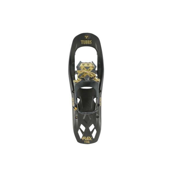 "Tubbs Flex Trk Snowshoes Black / Yellow 24"" U.S.A. & Canada"