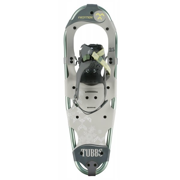 Tubbs Frontier 25W Snowshoes Gray / Teal U.S.A. & Canada