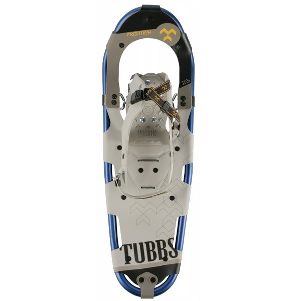 Tubbs Frontier 25 Snowshoes Tan / Blue U.S.A. & Canada