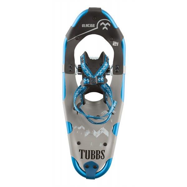 Tubbs Glacier Snowshoes Black / Blue U.S.A. & Canada