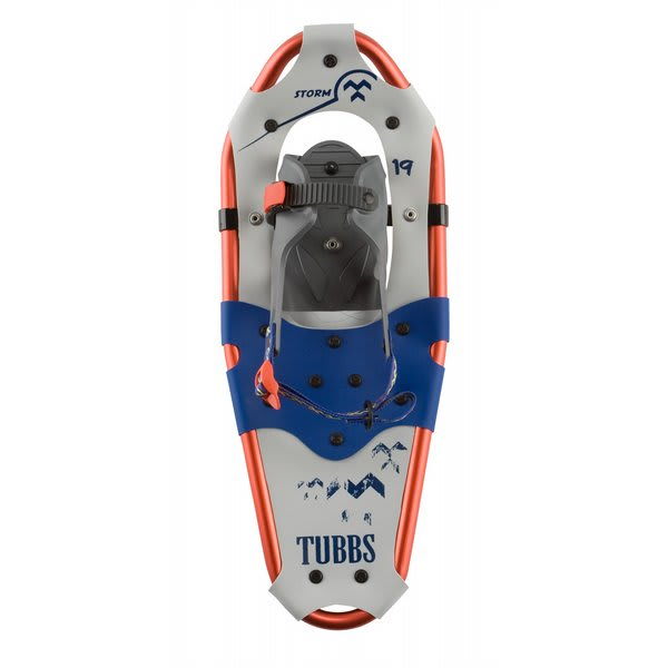 Tubbs Storm Snowshoes Blue / Red U.S.A. & Canada