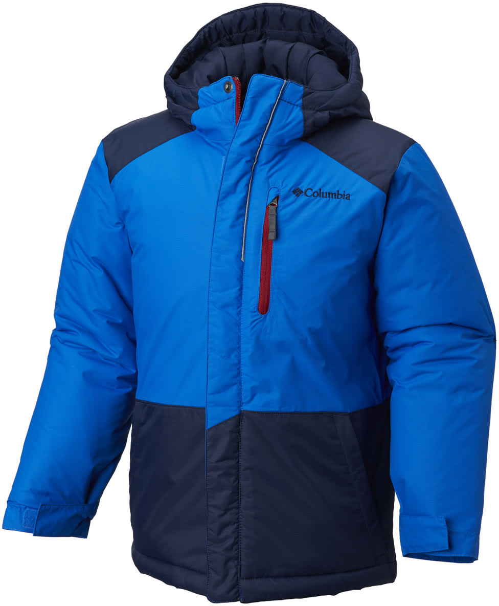 Lighting Jacket: Columbia Lightning Lift Ski Jacket
