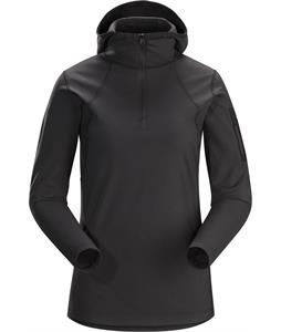 Arc'teryx Rho LT Hooded Zip-Neck Baselayer Top