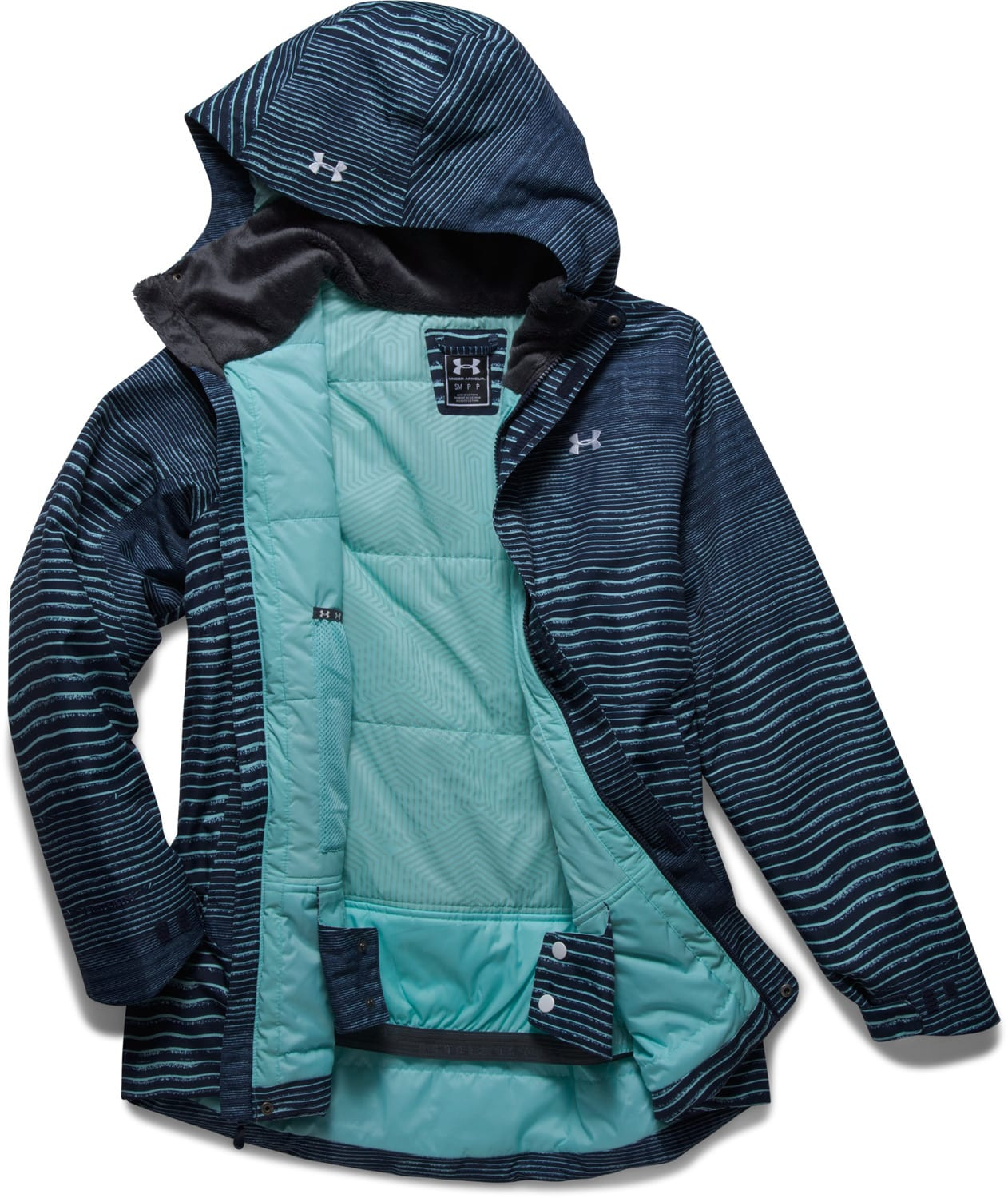 e5066a70b Under Armour ColdGear Infrared Powerline Insulated Snowboard Jacket -  thumbnail 5