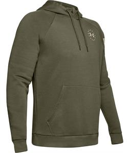 Under Armour Freedom Flag Rival Pullover Hoodie