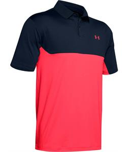 Under Armour Perf 2.0 Color Block Polo