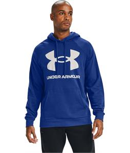 Under Armour Rival Big Logo Pullover Hoodie