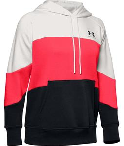 Under Armour Rival Color Block Pullover Hoodie
