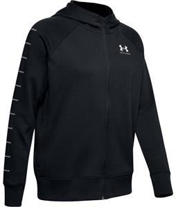 Under Armour Rival Sportstyle LC Sleeve Graphic Hoodie