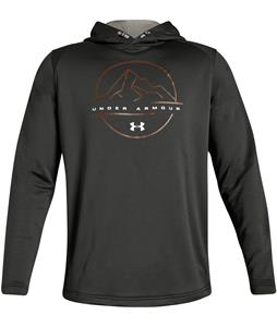 Under Armour Tech Terry Mountain Graphic Hoodie