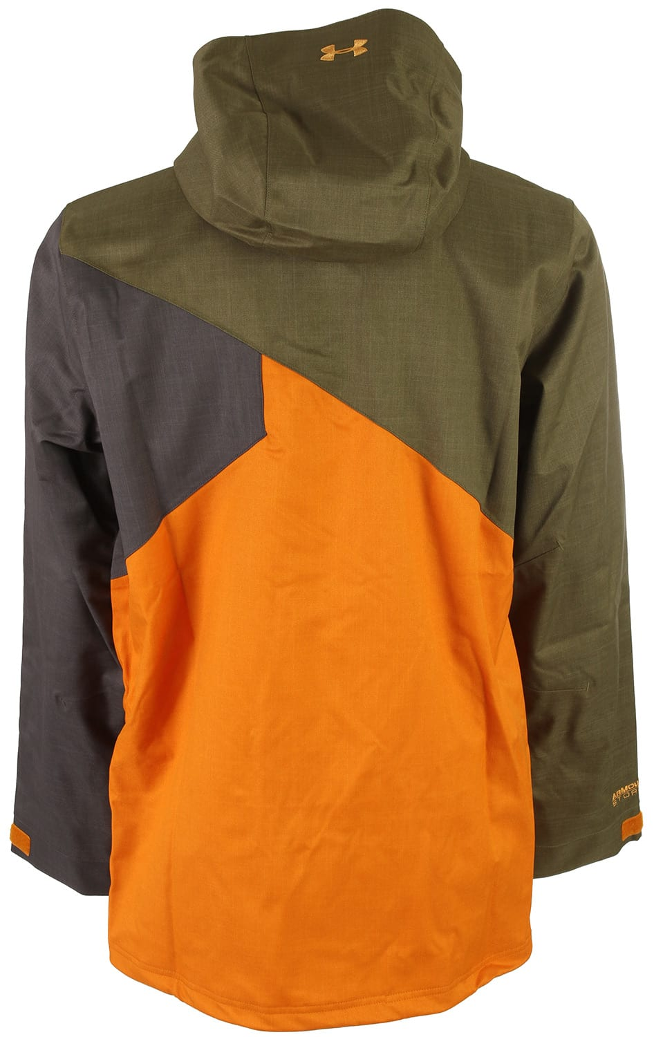 cheap under armour jacket  orange