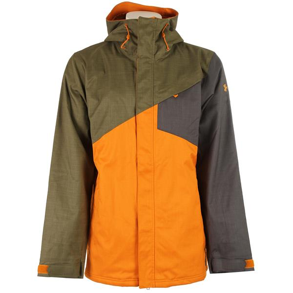 Instalaciones cada crecer  Under Armour Coldgear Infrared Hillcrest Ski Jacket