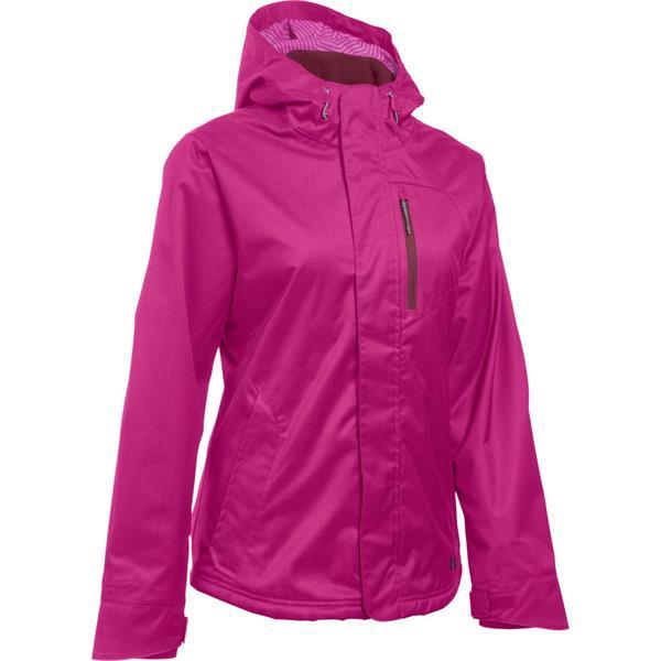 3ec98a31 Under Armour ColdGear Infrared Sienna 3-in-1 Snowboard Jacket - Womens