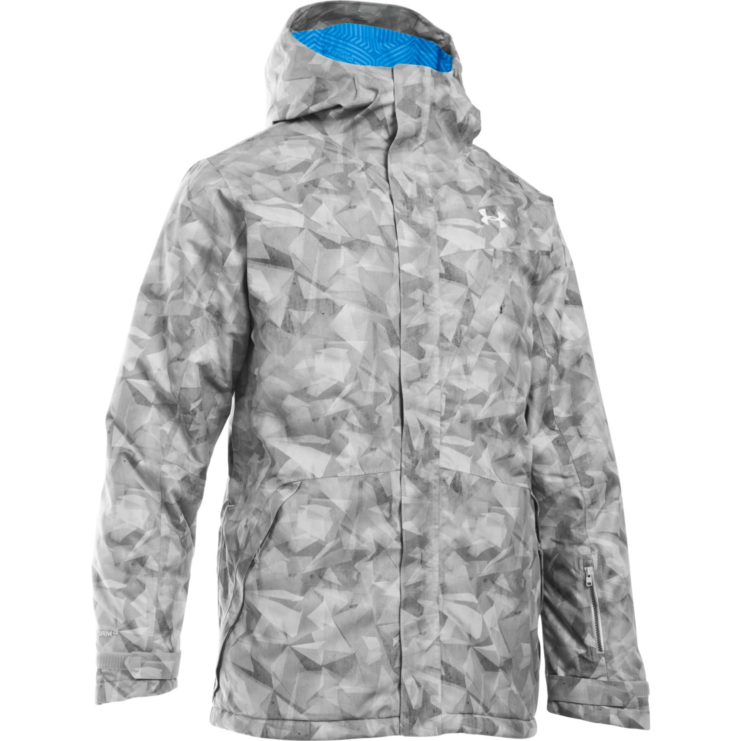 under armour coldgear camo jacket