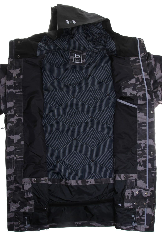 under armor ski jacket