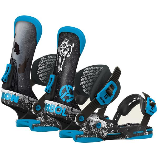 On Sale Union Asymbol Snowboard Bindings Up To 50 Off