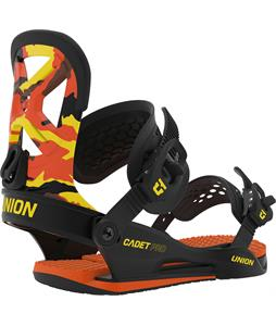 Union Cadet Pro Snowboard Bindings