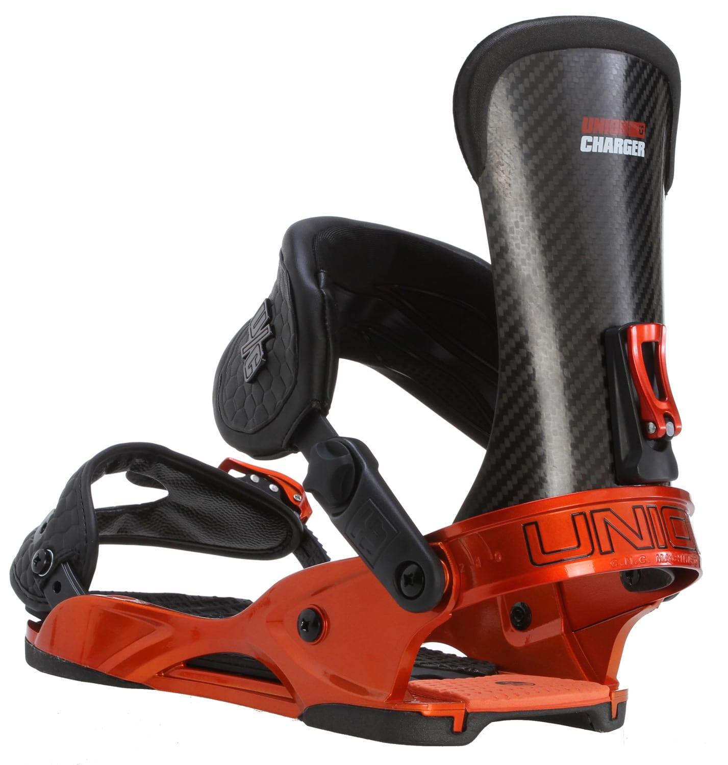 Union Charger Snowboard Bindings