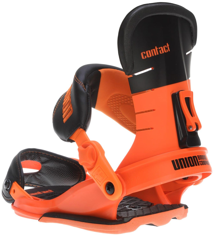 Union Contact Snowboard Bindings