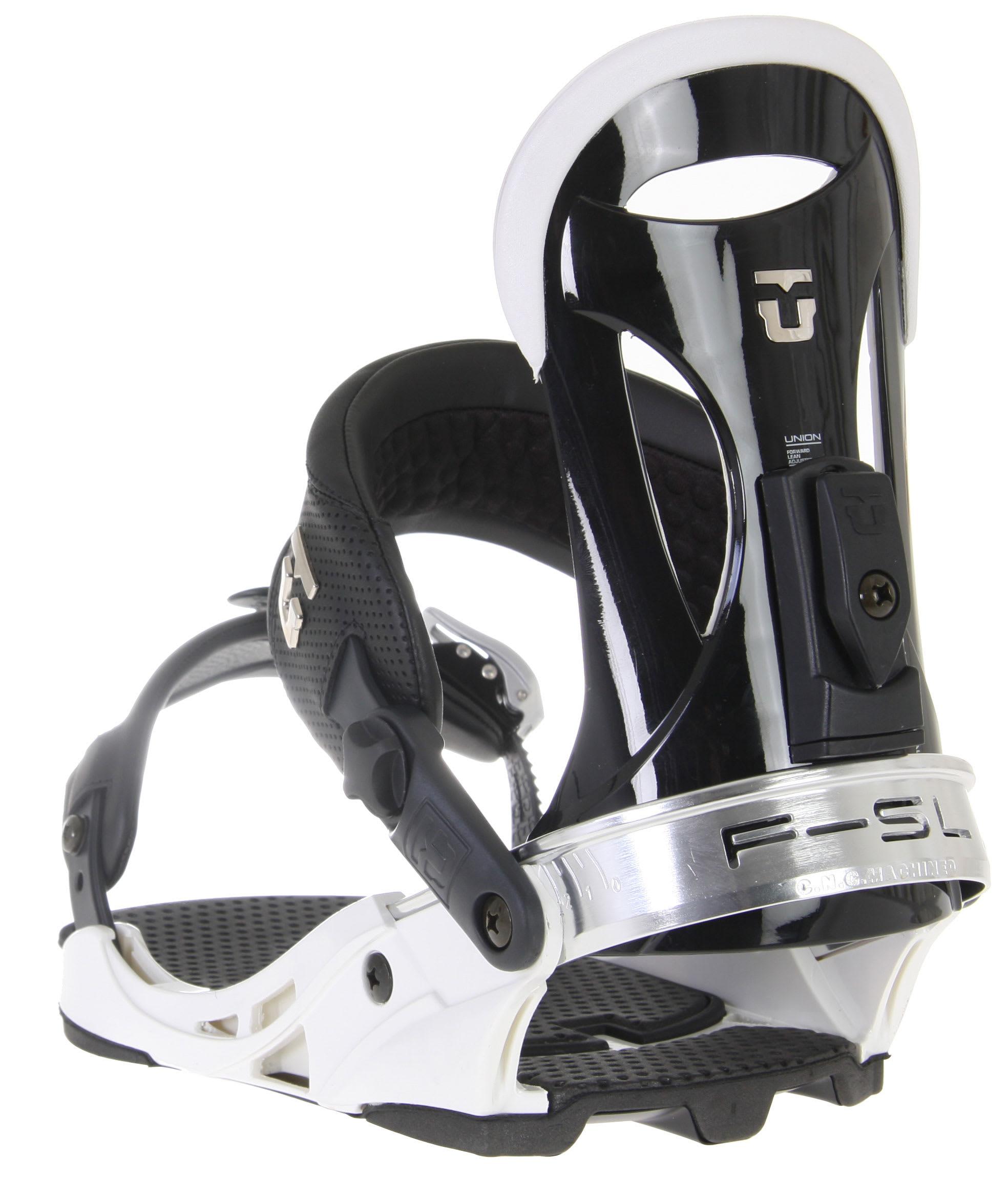 Union Force SL Snowboard Bindings