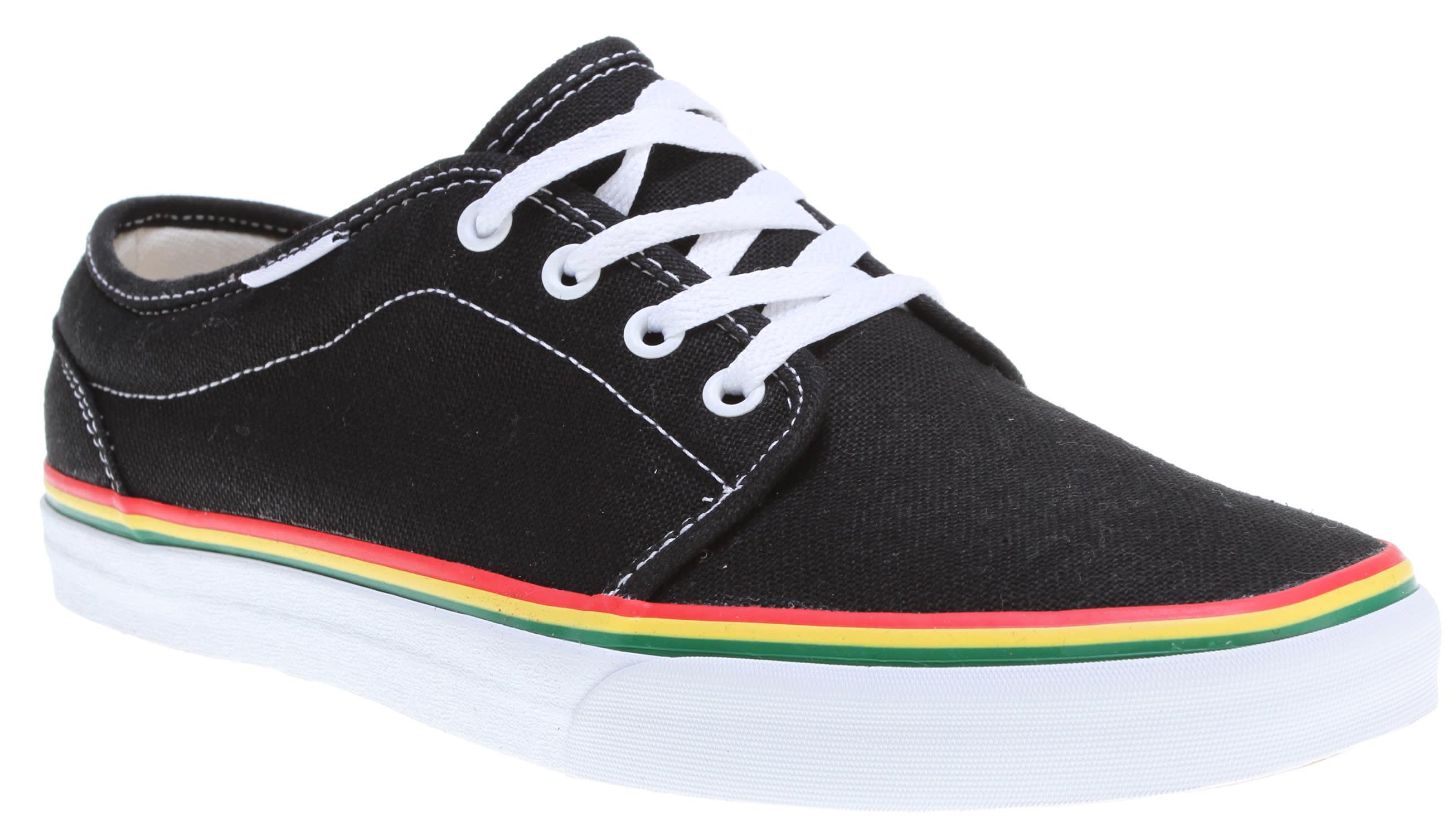 6fddff0d5c Vans 106 Vulcanized Skate Shoes - thumbnail 2