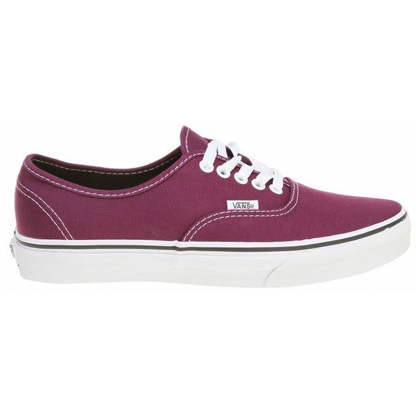 Vans Authentic Skate Shoes Womens