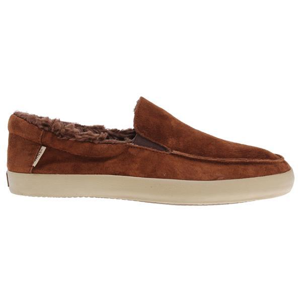 Vans Bali Shoes (Fleece) Dachshund U.S.A. & Canada