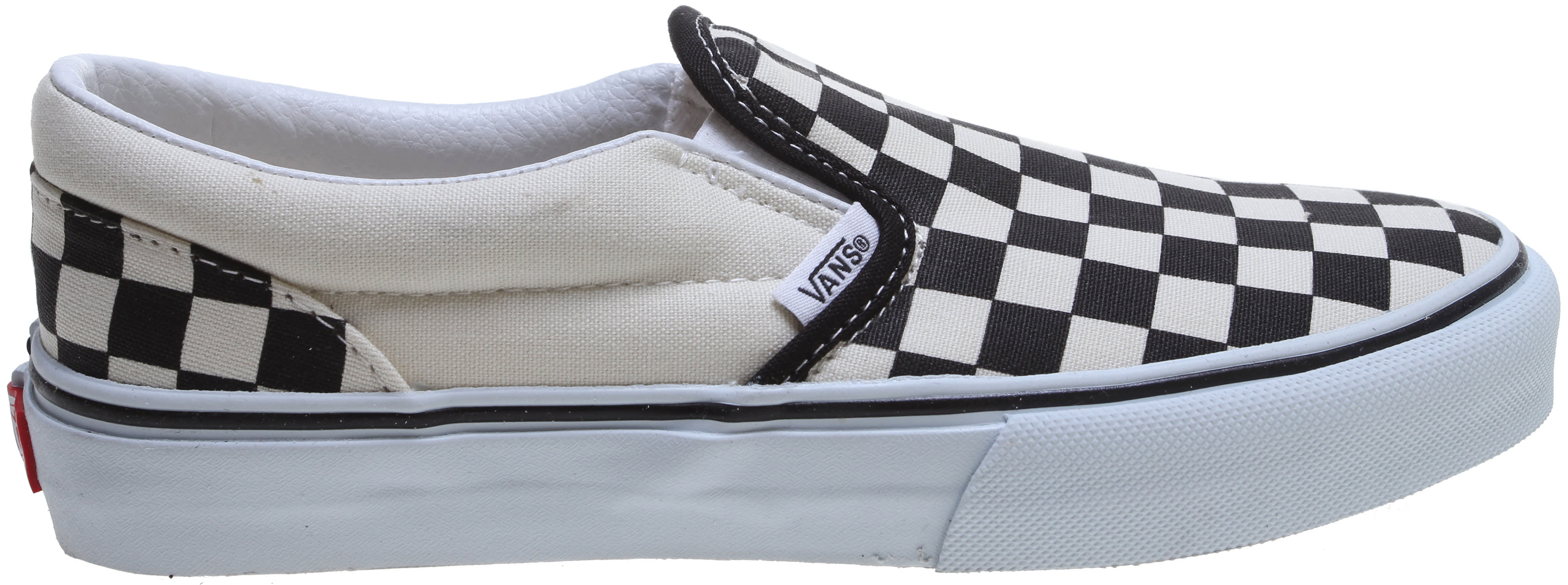 2ad378300c796c Vans Classic Slip-On (Checkerboard) Skate Shoes - thumbnail 1