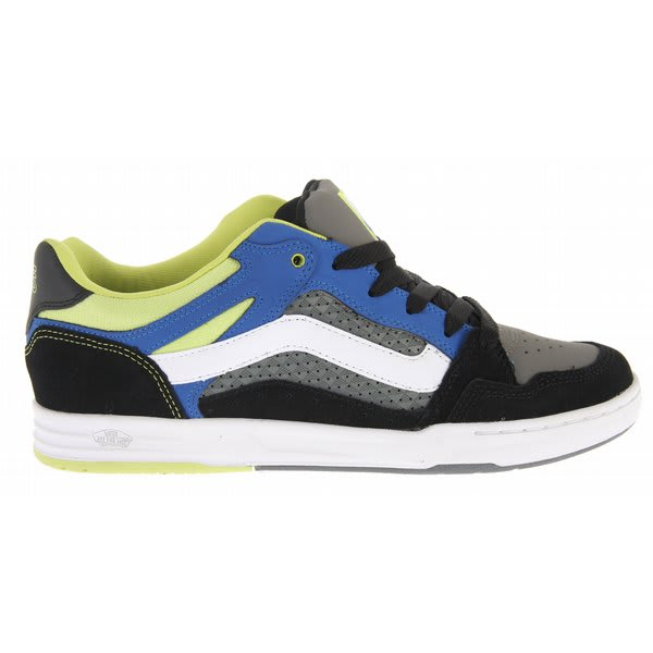 Vans Desurgent Bike Shoes Black / Blue / Lime U.S.A. & Canada