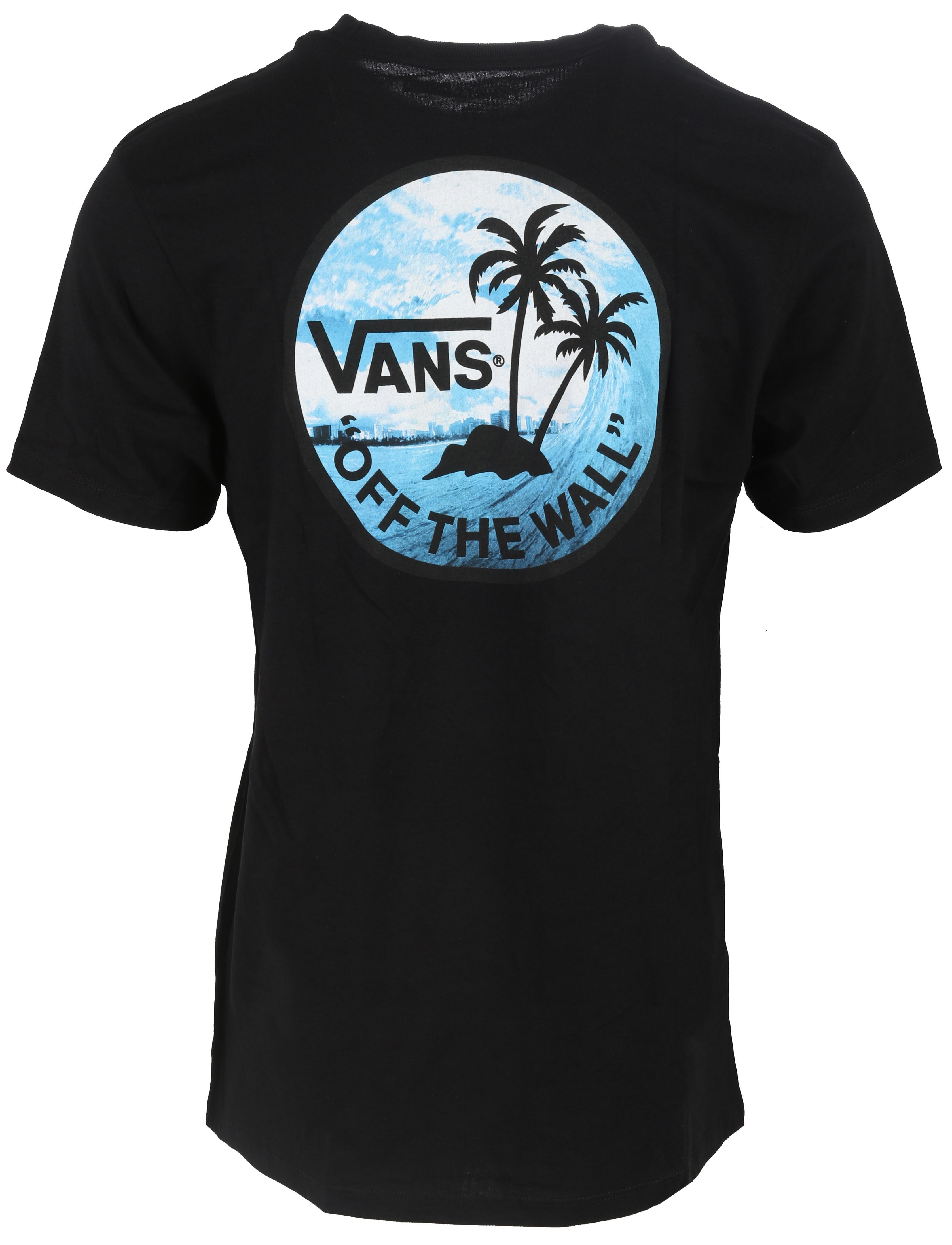 bb3976ba578 Vans Dual Palm Photo Fill T-Shirt