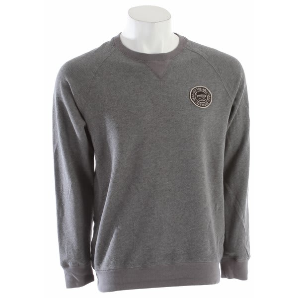 Vans Encinitas Sweatshirt Gravel Heather U.S.A. & Canada