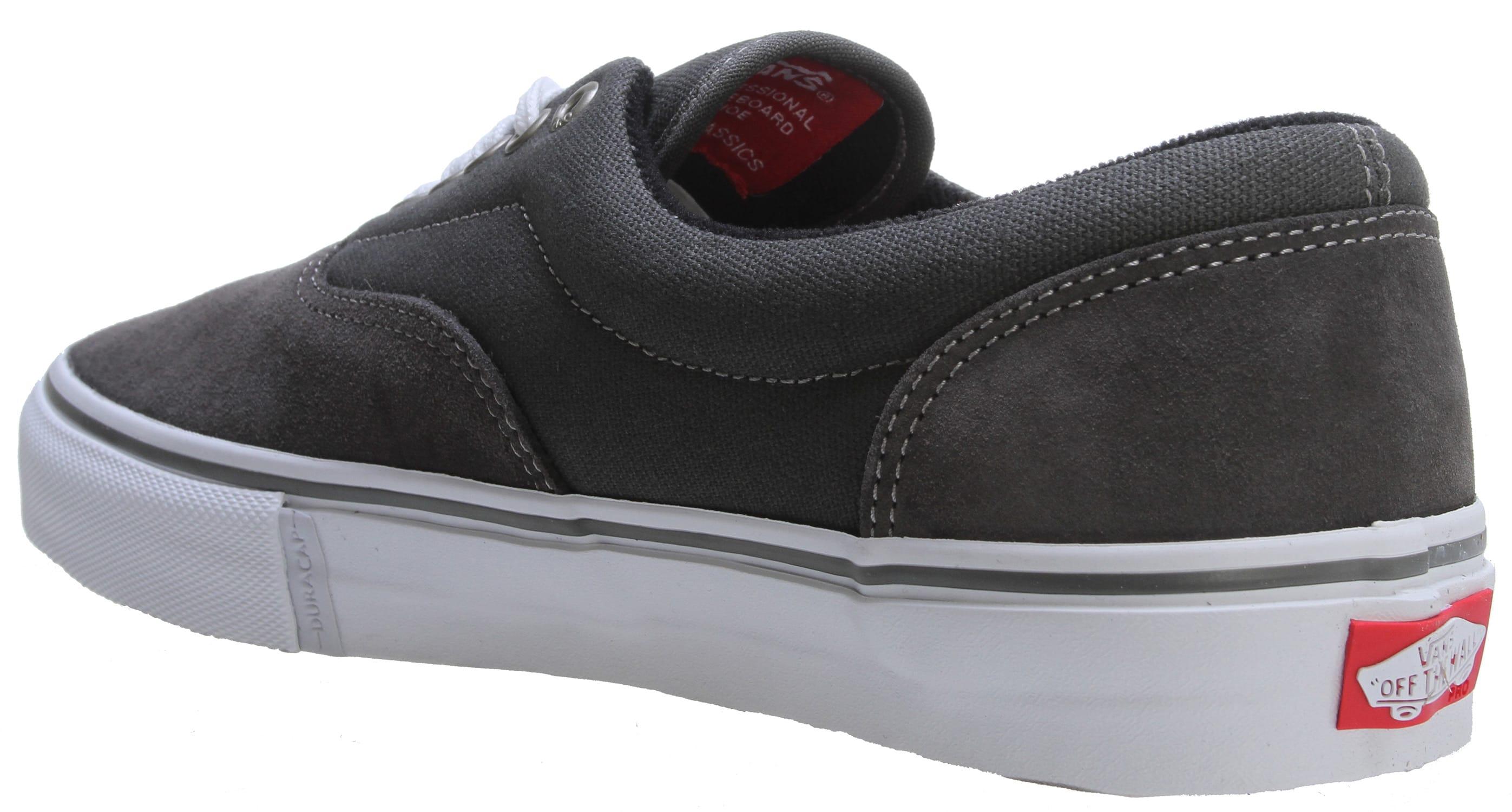 624477003 Vans Era Laceless Pro Skate Shoes - thumbnail 3
