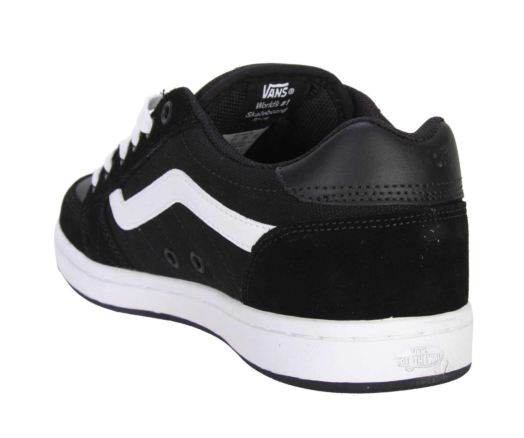 9438d55c73 Vans Estilo Quattro Skate Shoes - thumbnail 2