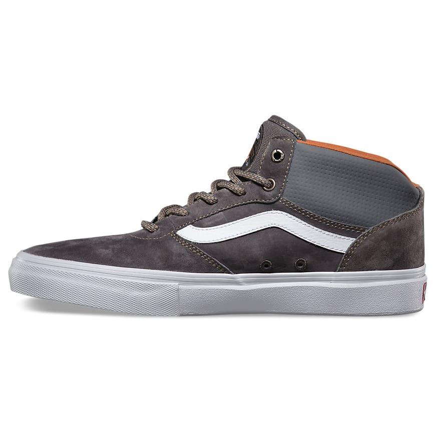 d948d83ead Vans Gilbert Crockett Pro Mid Skate Shoes - thumbnail 3