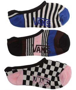 Vans Greenpoint Gal Canoodle 3Pk Socks