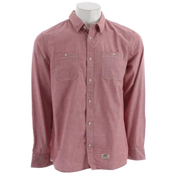 Vans Guilder L / S Shirt U.S.A. & Canada