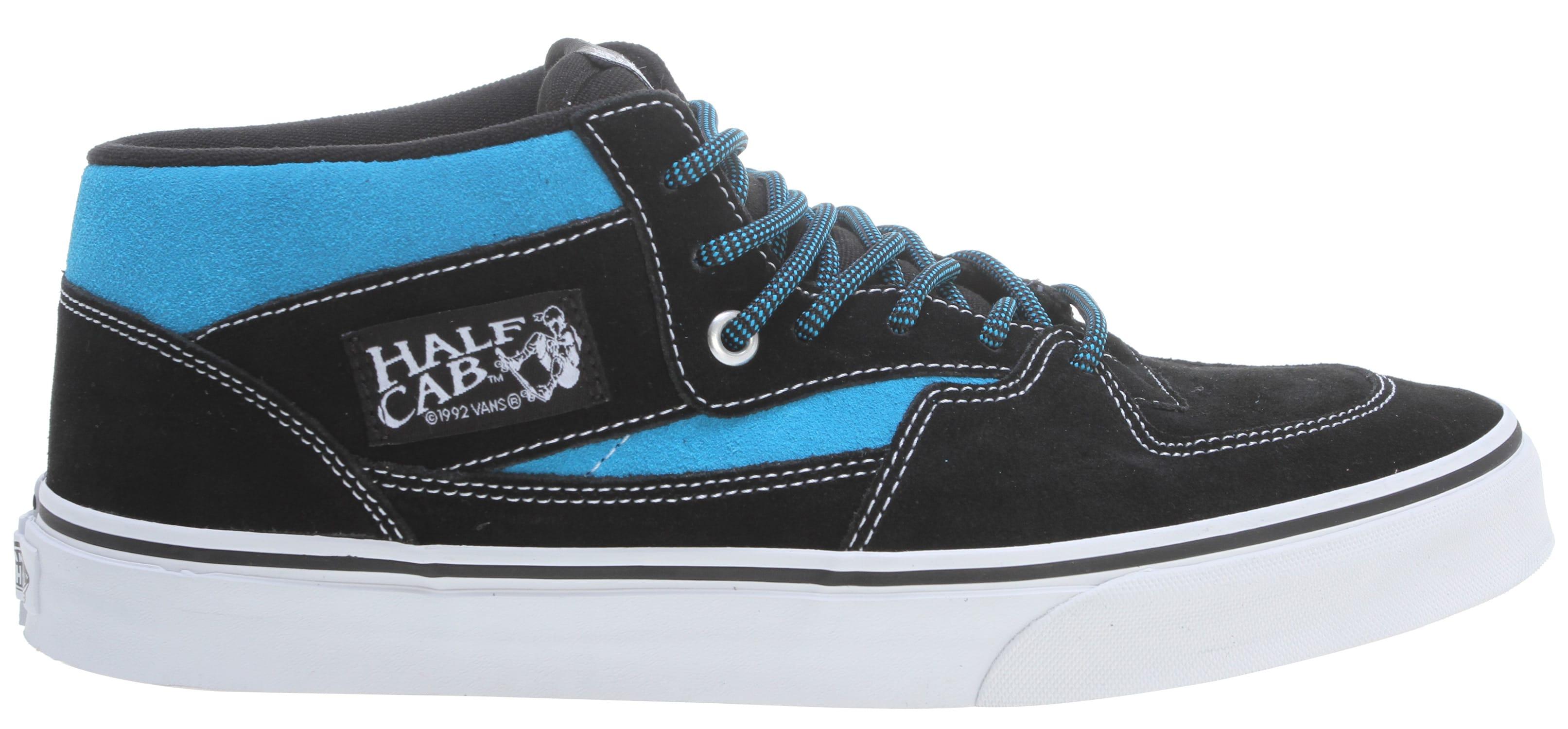 bd45784df6 Vans Half Cab Skate Shoes - thumbnail 1