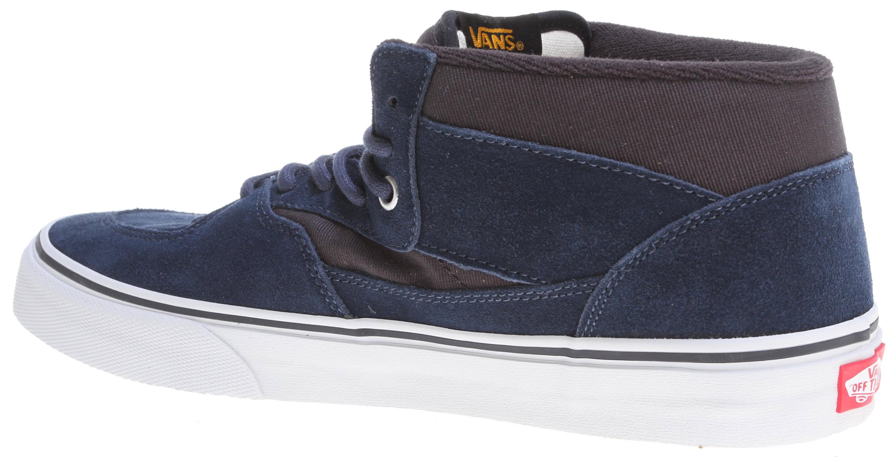 a6bca48af4 Vans Half Cab Skate Shoes - thumbnail 3
