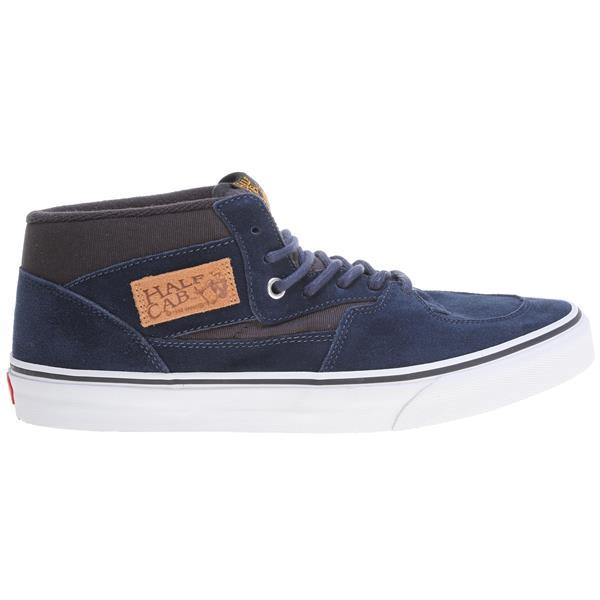a7e5ac037e Vans Half Cab Skate Shoes