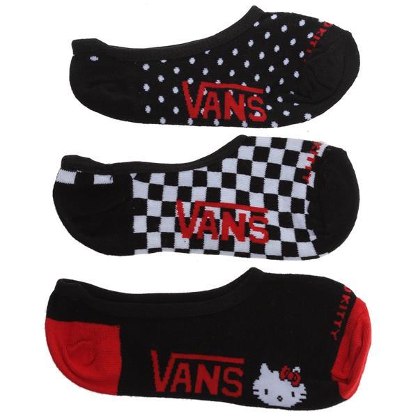 1f96218a6 Vans Hello Kitty Canoodle Socks - Girls
