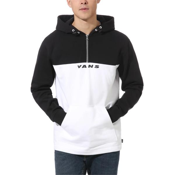 look for shop pretty cheap Vans Hi-Point Q-Zip Pullover Hoodie 2019